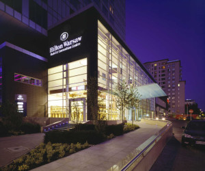 Hilton Warsaw Hotel and Convention Centre - Outside view