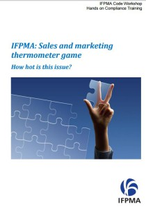 IFPMA Training - How Hot is this Issue