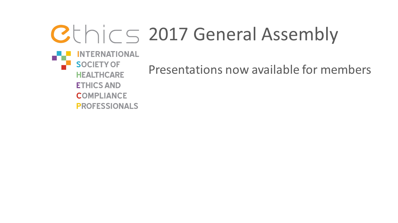 2017 General Assembly