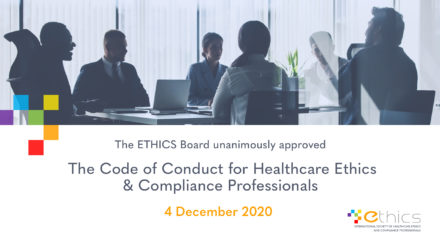 The Code of Conduct is live!