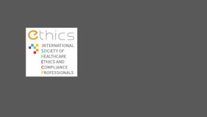 ETHICS slider grey background