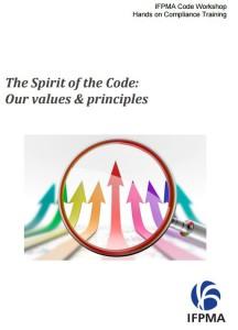IFPMA Code Training - Values and Principles Exercise