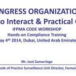 IFPMA Congress Organization