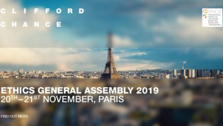 ETHICS General Assembly, Nov 20-21, 2019 (Paris)