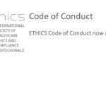 ETHICS slider white background – Code of Practice