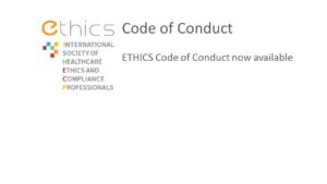ETHICS Code of Practice