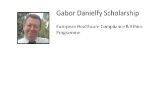 Gabor Danielfy Scholarship
