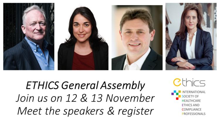 Meet the 2020 ETHICS speakers !